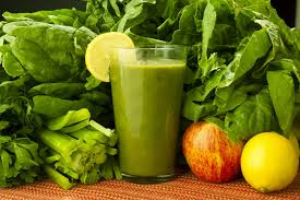 images green smoothie
