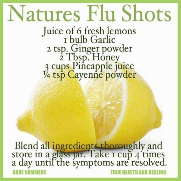 Nature Flu Shot
