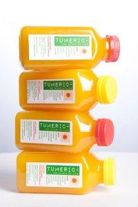 tumeric juice
