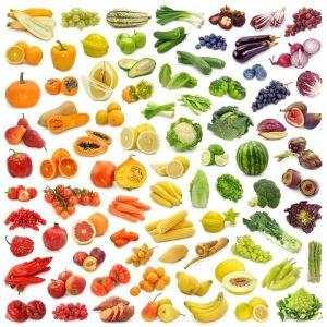 fruit colours