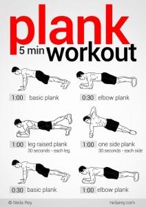 plank work